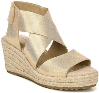 Naturalizer SOUL Oshay Women's Leather Wedge Sandals