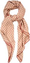 Bottega Veneta Butterfly cashmere and silk-blend scarf