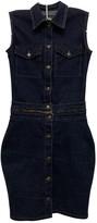 Jean Paul Gaultier Navy Denim - Jeans Dress for Women