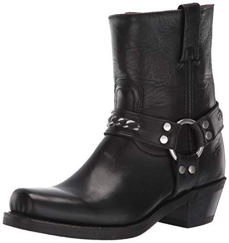 Frye Women's Harness 8R Chain Mid Calf Boot