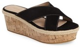 Pelle Moda Women's Harriet Platform Wedge Sandal