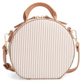 9a2dc1aa5302 Malibu Skye Semi Round Faux Leather Bag