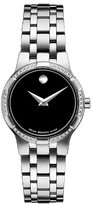 Movado Women's 605985 Metio Stainless Steel Watch