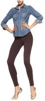 Hue Women's Temp Control Cotton Legging Plus Size