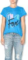 Wildfox Couture I'm A Fox Shirt