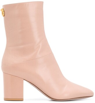 Valentino Loop Ankle Boots