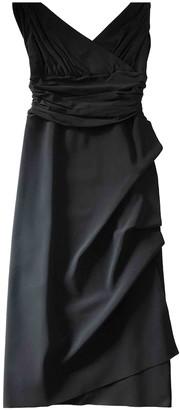 Chiara Boni Black Cotton - elasthane Dress for Women