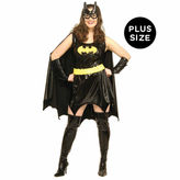 Asstd National Brand Batgirl DC Comics 5-pc. Dress Up Costume