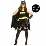 BuySeasons Batgirl 5-pc. DC Comics Dress Up Costume Plus