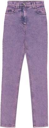 Balmain acid Wash Jeans