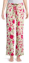 Hue Printed Pyjama Pants