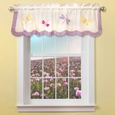 Bed Bath & Beyond Dragonfly Butterfly Window Valance