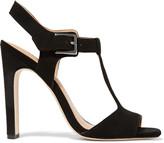 Halston Vera suede sandals