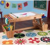 Kid Kraft Drying Rack & Storage Art Table