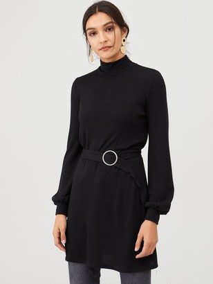 Very Cut and Sew Tunic - Black