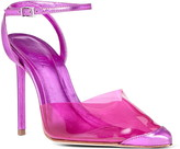 Schutz Monaly Ankle Strap Pointed Toe Pump