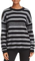 Equipment Bryce Stripe Cashmere Sweater
