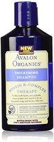 Avalon Thickening Shampoo Biotin B Complex -- 14 fl oz (Packaging may vary)