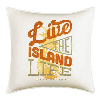 Tommy Bahama Live the Island Life Accent Pillow