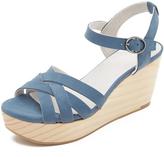 Coclico Ephedra Wedge Sandals