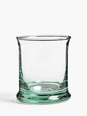 clear Croft Collection Recycled Glass Tumbler, 300ml,