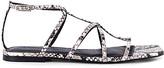Sigerson Morrison Fedora Sandal