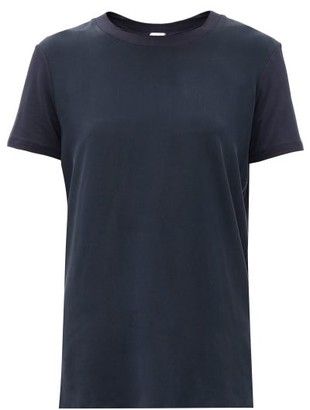 MAX MARA LEISURE Gene T-shirt - Womens - Navy