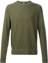 Massimo Alba slim fit sweatshirt - men - Cashmere - S