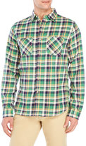 Alex Mill Spring Flannel Two-Pocket Shirt