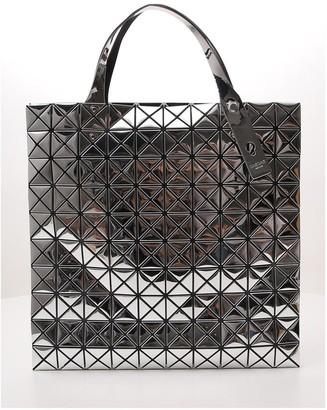 Bao Bao Issey Miyake Geometric Detail Tote Bag