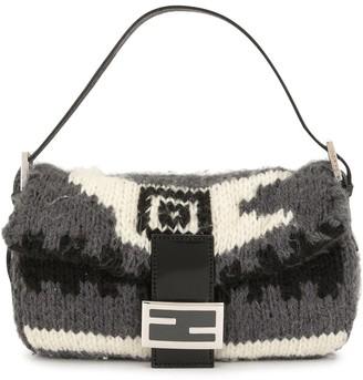Fendi Pre-Owned Mamma Baguette shoulder bag