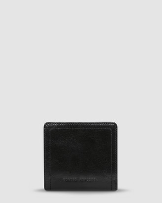 Status Anxiety In Another Life Wallet - Black