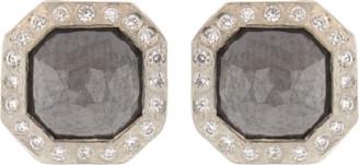 Todd Reed Fancy Cut Diamond Stud Earrings