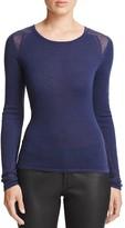 Elie Tahari Aldi Cashmere Sweater
