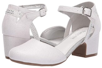 Kenneth Cole Reaction Paisley Pam (Little Kid/Big Kid) (White) Girl's Shoes