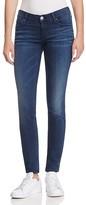 True Religion Stella Skinny Jeans in Foggy