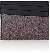 Maison Margiela Men's Colorblocked Card Case-BLACK