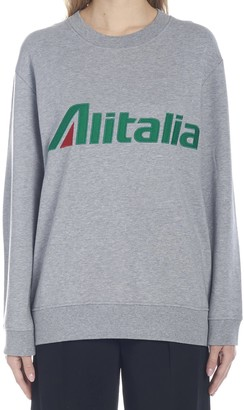 Alberta Ferretti alitalia Sweatshirt