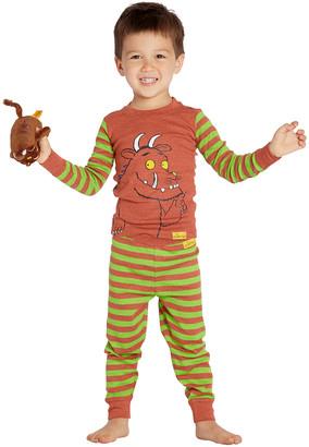 Intimo Boys' Sleep Bottoms Multi - Gruffalo Pajama Set - Toddler