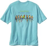 Tommy Bahama Flock Star XX-Large Hummingbird Blue T-Shirt