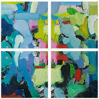 PTM Images Swatches Quadriptych Giclee On Laminate Box