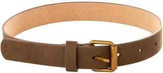 Osh Kosh Toddler Boy Brown Faux-Leather Belt