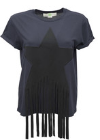 Stella McCartney Star Patch T-Shirt