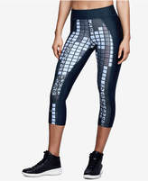 Under Armour HeatGear® Printed Capri Leggings