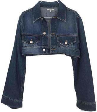 Ganni Blue Denim - Jeans Jackets