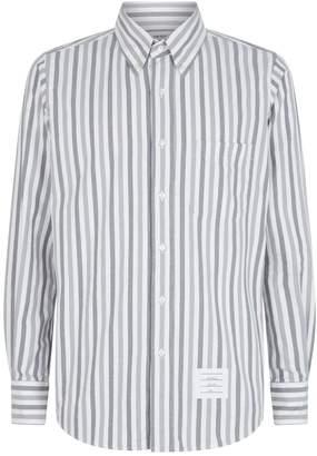 Thom Browne Flannel Stripe Shirt