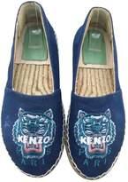 Kenzo Cloth flats