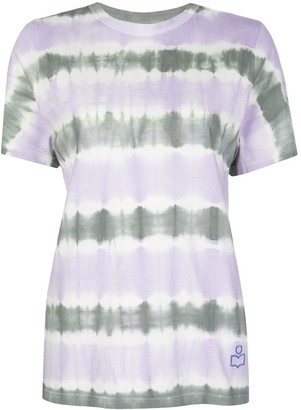 Etoile Isabel Marant Dena tie dye T-shirt