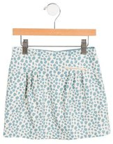 Chloé Girls' Printed A-Line Skirt