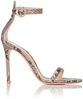 Gianvito Rossi Women's Portofino Ankle-Strap Sandals-LIGHT PINK